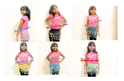 Kids Belly Dancing Scarf Birthday Parties Childrens Costumes  Dance Scarves For Kids