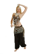 Belly Dancing Coin Tops
