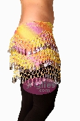 Wholesale Belly Dancing Hip Scarves available in retail or wholesale for belly dance or Zumba