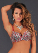 Beaded Halter Top