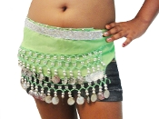 kids belly dancing costume Scarf are great for childrens costume.