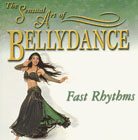 The Sensual Art of Bellydance Fast Rhythms